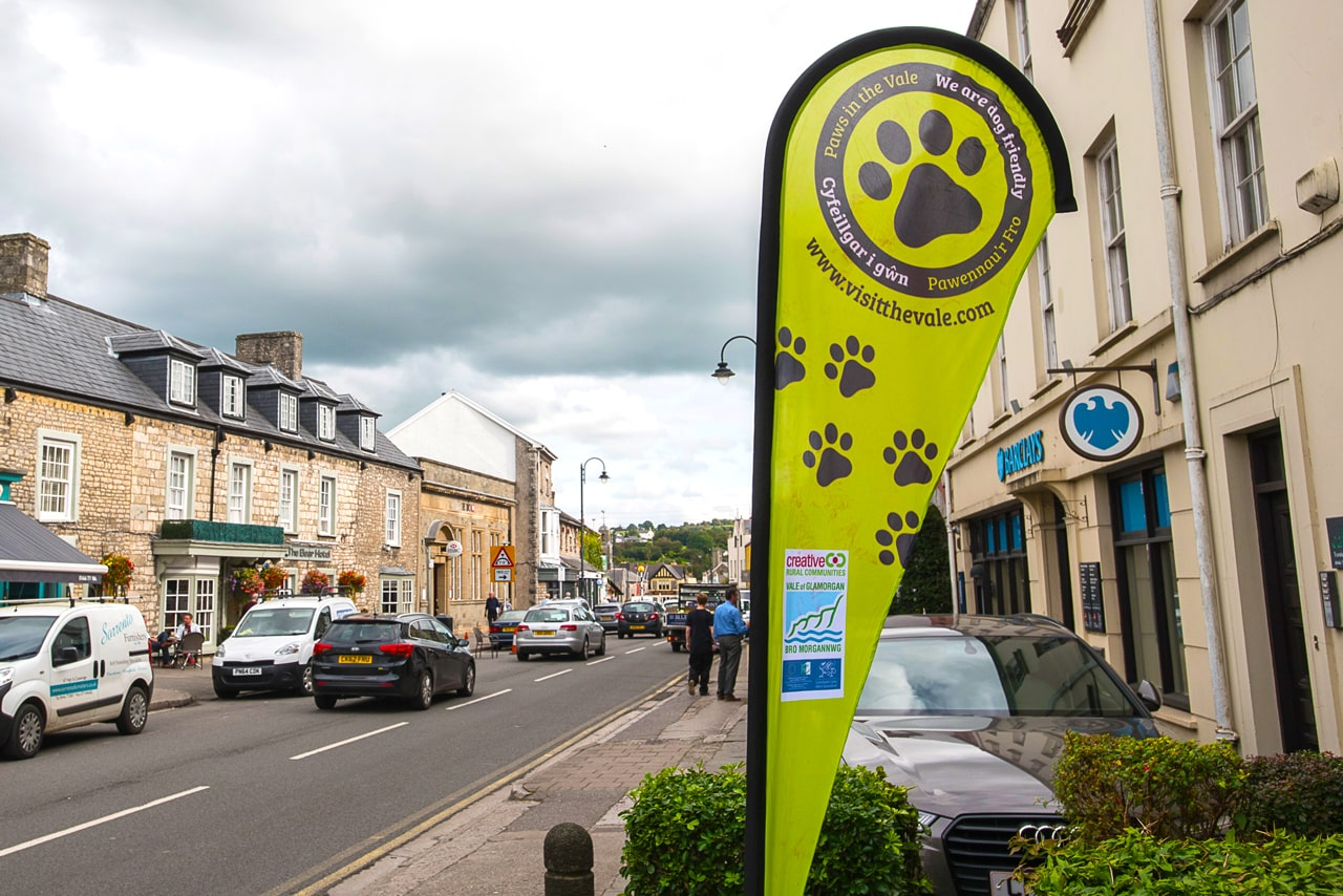 paws in the vale banner