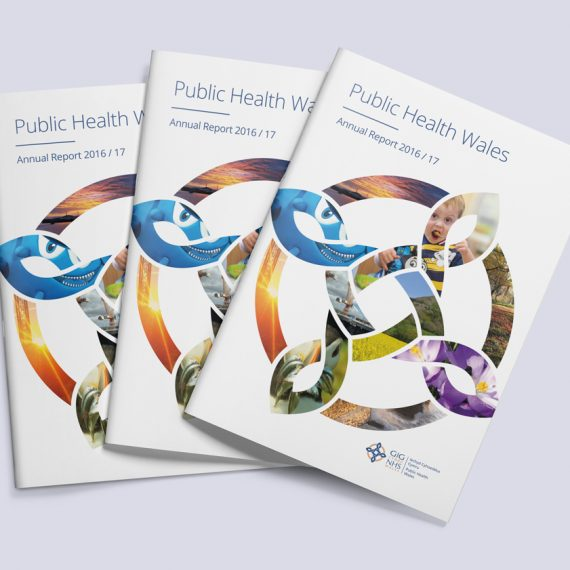 Public health Wales annual report