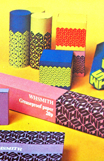 WH Smith vintage stationary